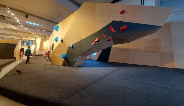 Boulderhalle Basel